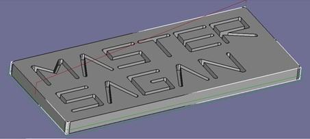 contorno CNC