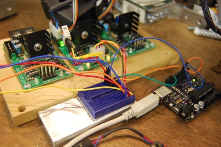Electrónica Arduino 1